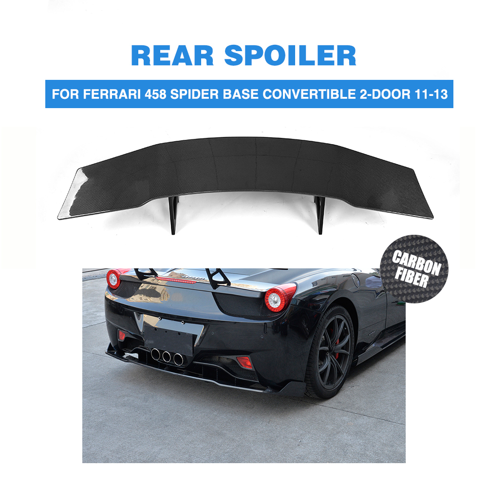 Carbon-Fiber-Rear-Trunk-High-Spoiler-Wing-for-Ferrari-458